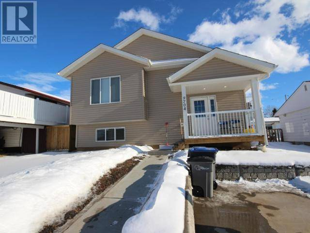 House for sale at 9704 9 St Dawson Creek British Columbia - MLS: 182293