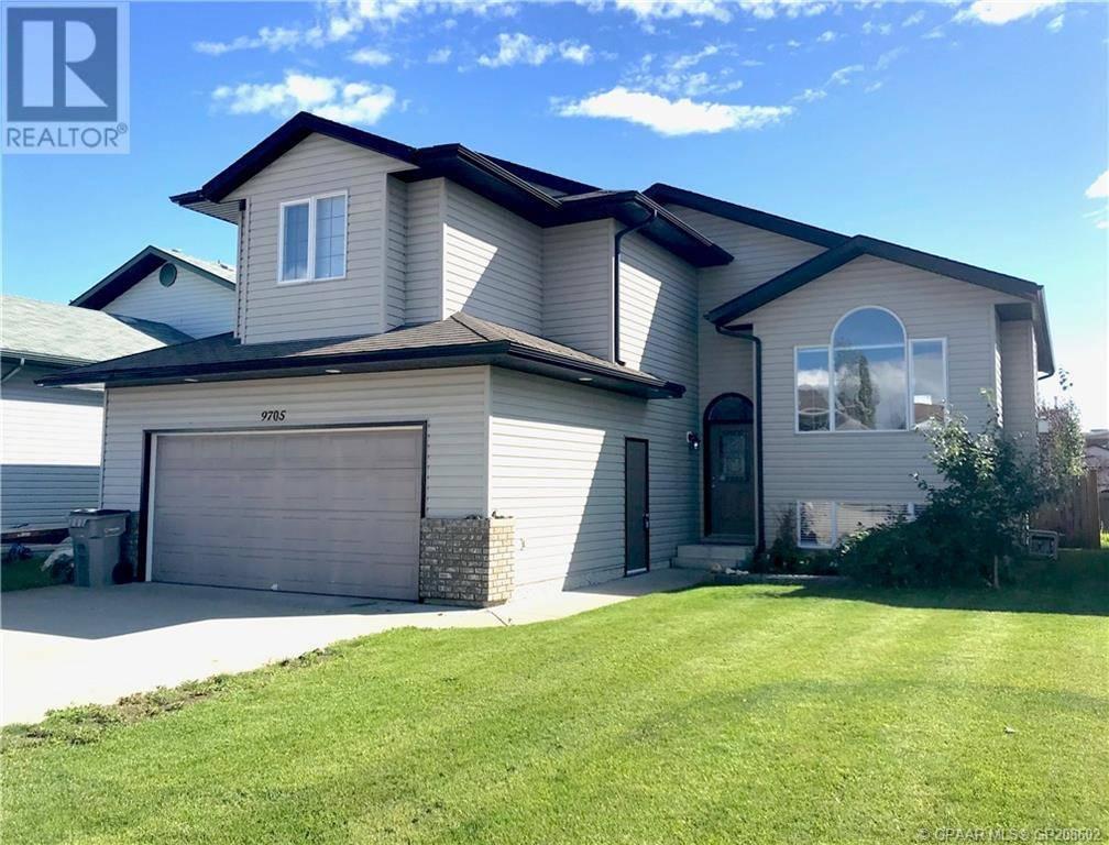 House for sale at 9705 67ave  Grande Prairie Alberta - MLS: GP208602
