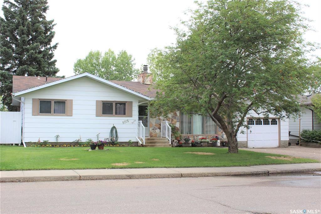 House for sale at 9705 97th Dr North Battleford Saskatchewan - MLS: SK782368