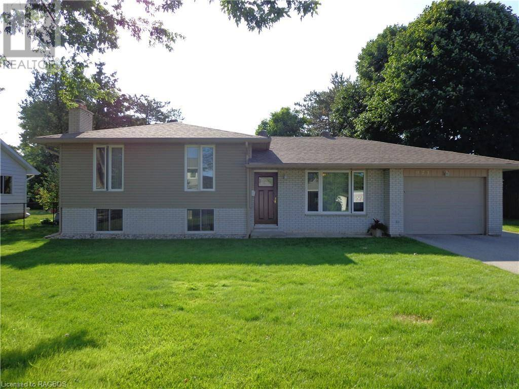 House for sale at 971 Bricker St Port Elgin Ontario - MLS: 214569