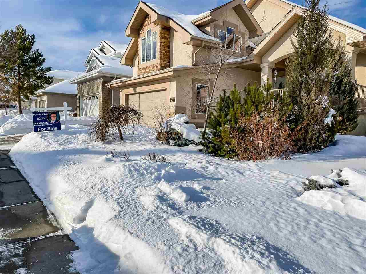 House for sale at 971 Hollingsworth Bn  Nw Edmonton Alberta - MLS: E4173778