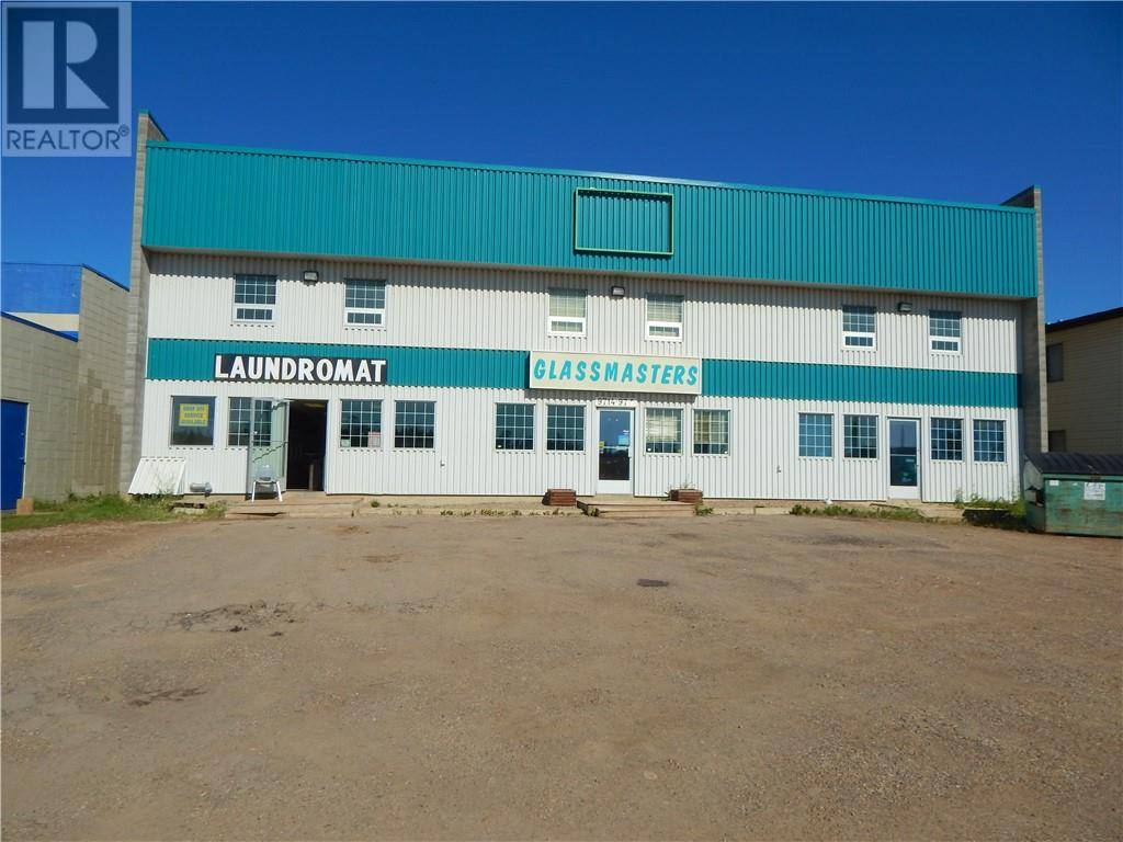 Commercial property for sale at 9712 97 St High Level Alberta - MLS: GP202071