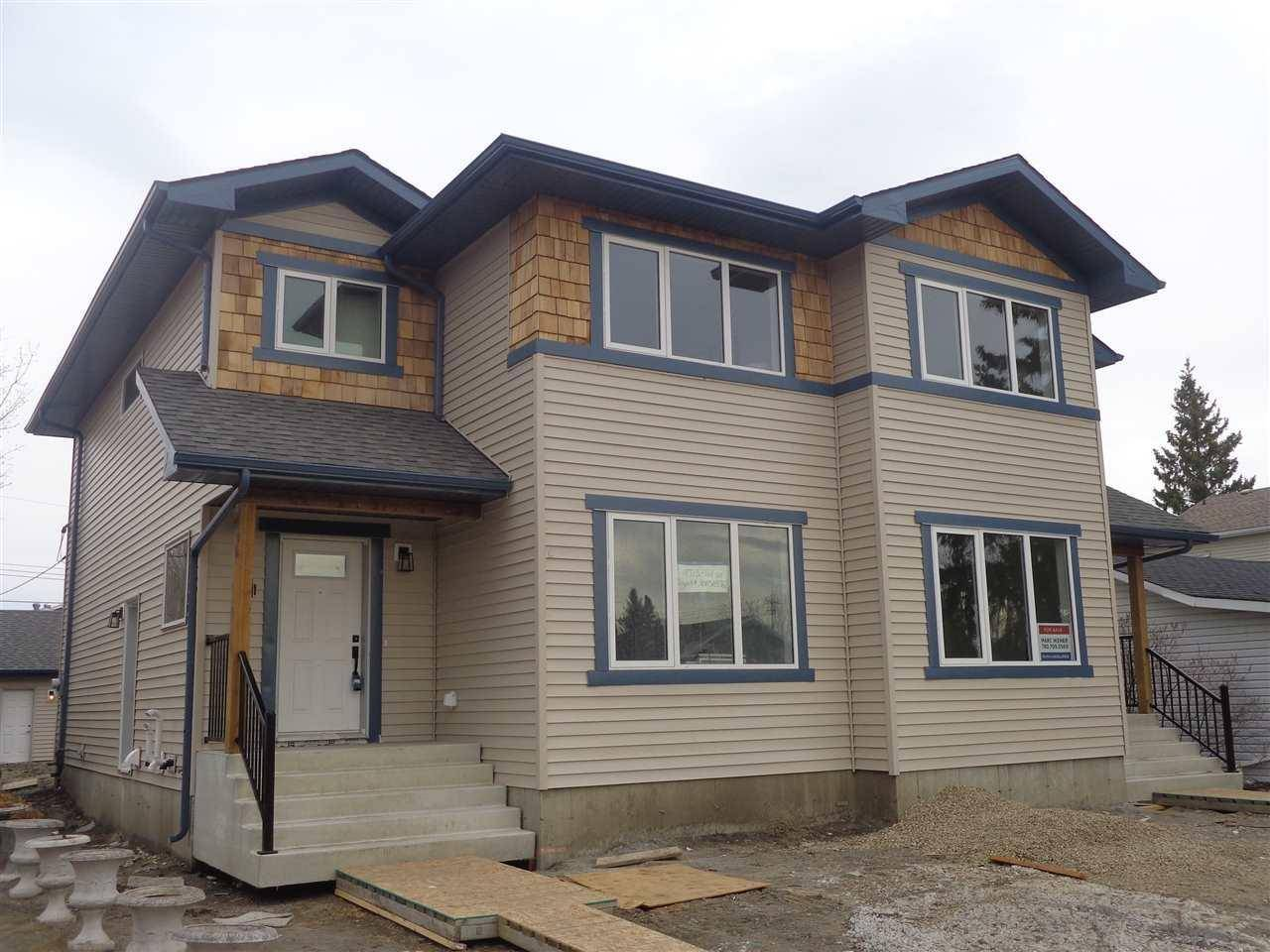 Townhouse for sale at 9713 161 St Nw Edmonton Alberta - MLS: E4186696