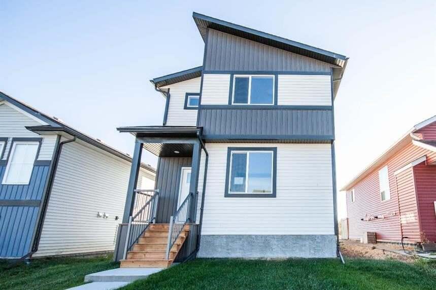 House for sale at 9713 89 St Grande Prairie Alberta - MLS: A1003012