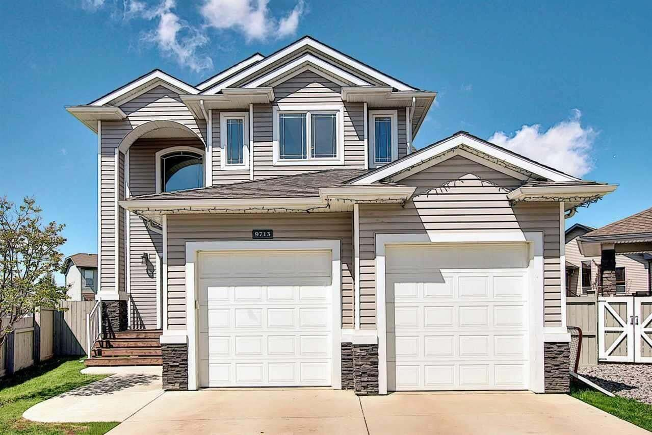 House for sale at 9713 89 St Morinville Alberta - MLS: E4198429