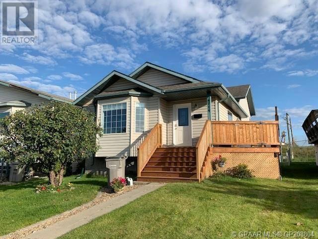 House for sale at 9714 126 Ave Grande Prairie Alberta - MLS: GP208804