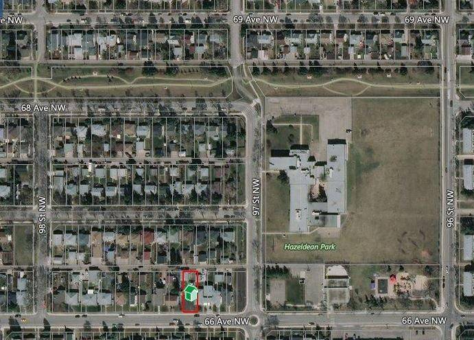 Residential property for sale at 9716 66 Ave Nw Edmonton Alberta - MLS: E4173355