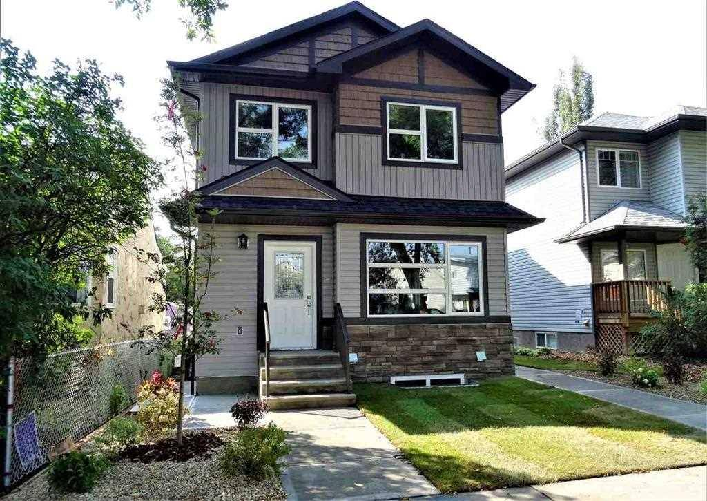 Townhouse for sale at 9717 81 Ave Nw Edmonton Alberta - MLS: E4169788