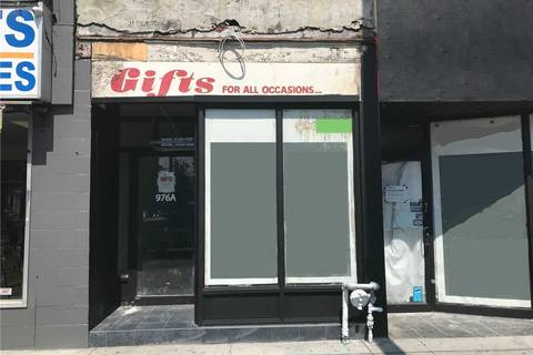 Commercial property for lease at 972 Bloor St Toronto Ontario - MLS: W4550772