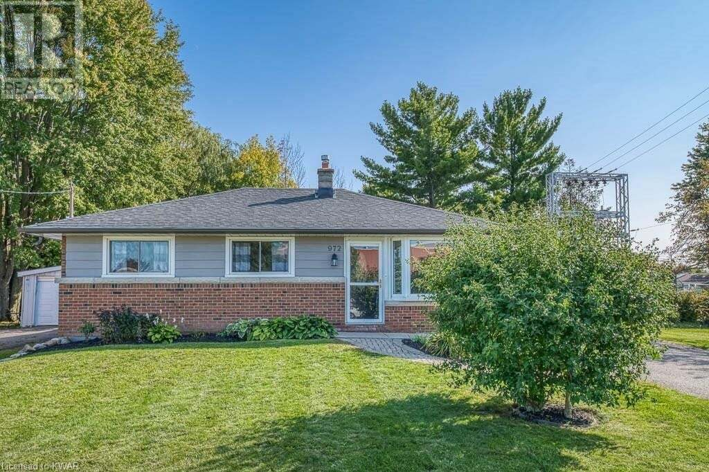 House for sale at 972 Devonshire Ave Woodstock Ontario - MLS: 40014913