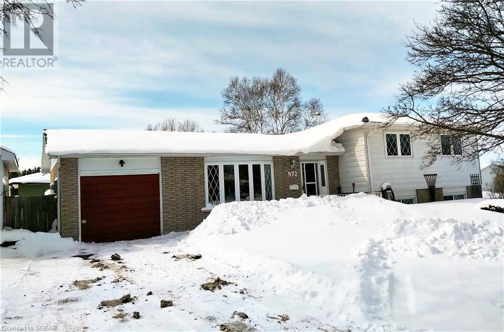 House for sale at 972 Glen Mhor Cres Midland Ontario - MLS: 247551
