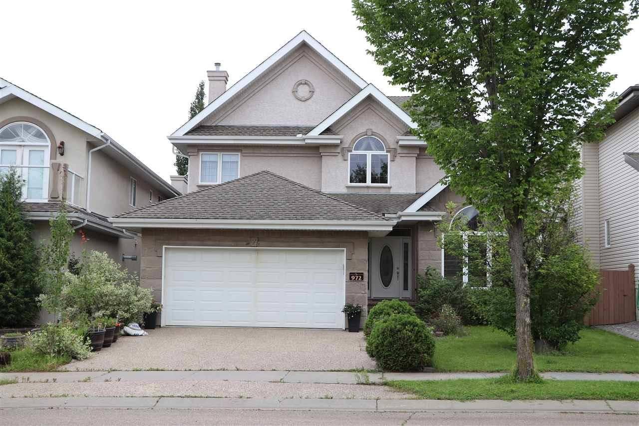 House for sale at 972 Hollingsworth Bn  Nw Edmonton Alberta - MLS: E4169555