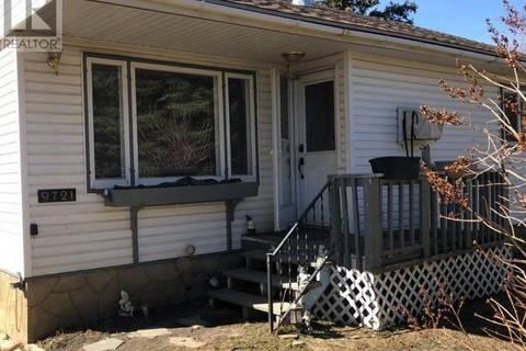 House for sale at 9721 9 St Dawson Creek British Columbia - MLS: 177554