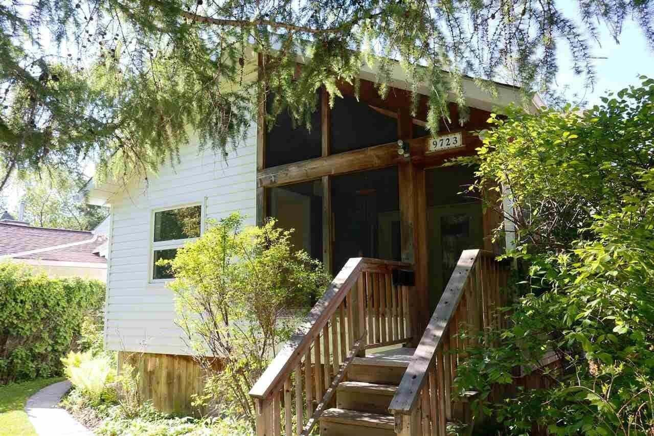 House for sale at 9723 90 Av NW Edmonton Alberta - MLS: E4201546