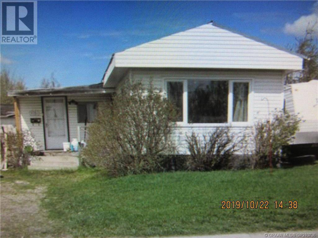 Residential property for sale at 9726 119a Ave Grande Prairie Alberta - MLS: GP210736