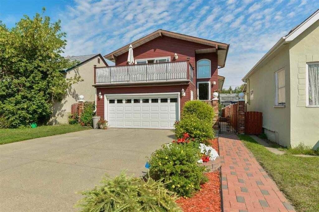 House for sale at 9726 76 Av NW Edmonton Alberta - MLS: E4204348