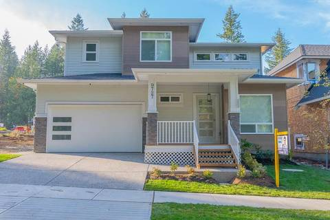 House for sale at 9727 182a St Surrey British Columbia - MLS: R2436230