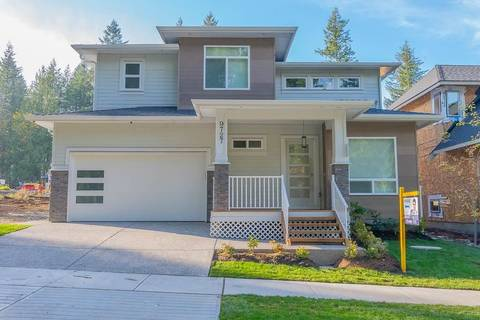 House for sale at 9727 182a St Surrey British Columbia - MLS: R2448874