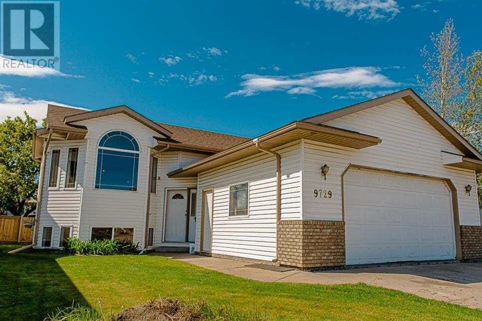 House for sale at 9729 63 Ave Grande Prairie Alberta - MLS: A1002711