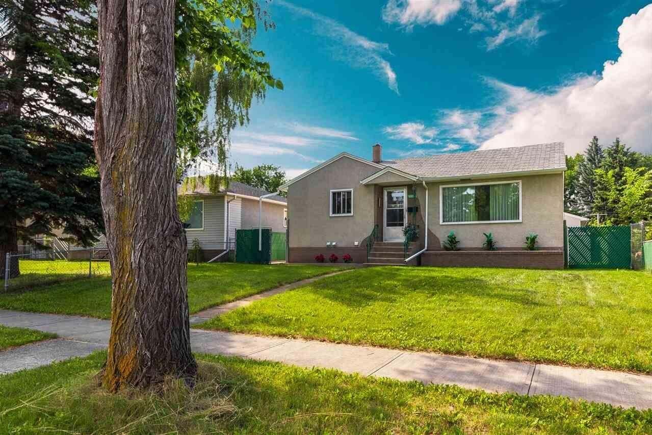 House for sale at 9729 68 Av NW Edmonton Alberta - MLS: E4208823