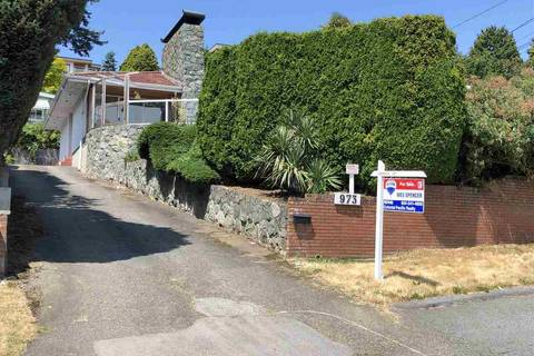 House for sale at 973 Ash St White Rock British Columbia - MLS: R2386346
