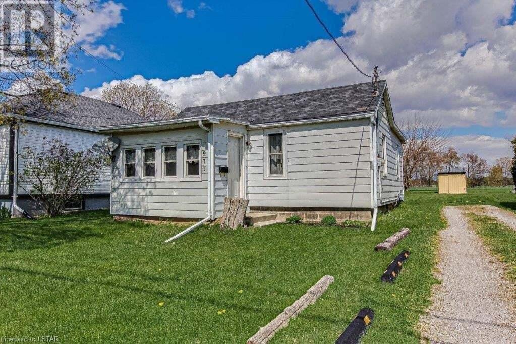 House for sale at 973 Norfolk St N Simcoe Ontario - MLS: 258523