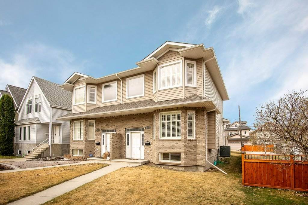 Townhouse for sale at 9730 92 St Nw Edmonton Alberta - MLS: E4195696