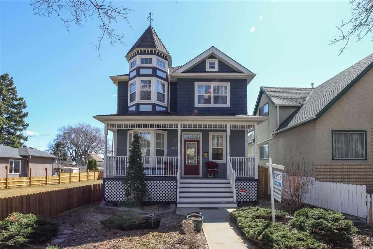 House for sale at 9731 88 Av NW Edmonton Alberta - MLS: E4202479