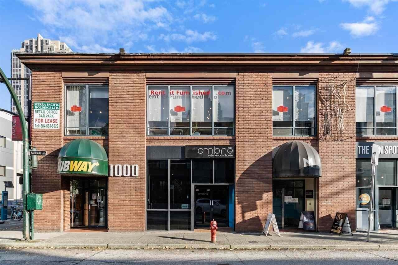 Commercial property for sale at 9731 Confidential St Vancouver British Columbia - MLS: C8034519