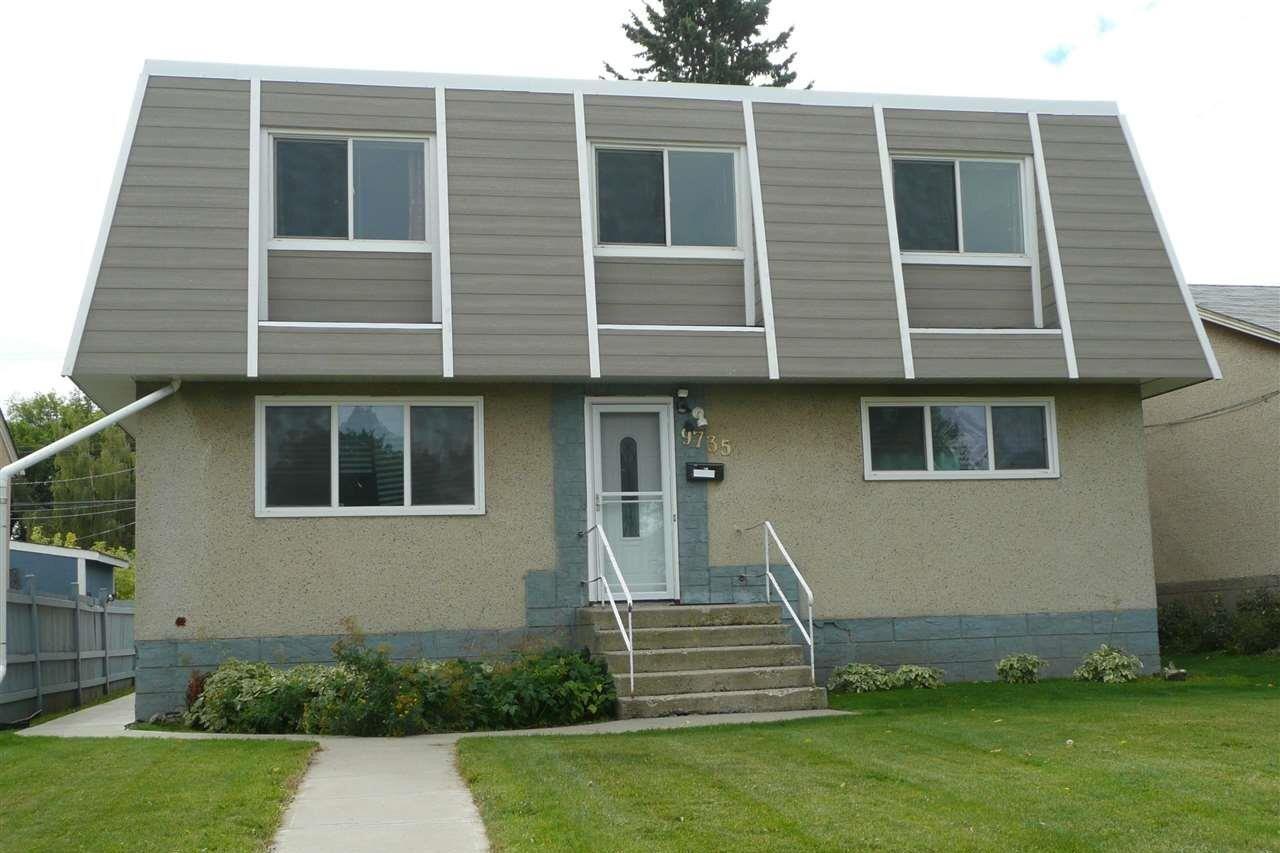House for sale at 9735 66 Av NW Edmonton Alberta - MLS: E4218978