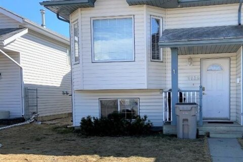 Townhouse for sale at 9739 124 Ave Grande Prairie Alberta - MLS: A1022040