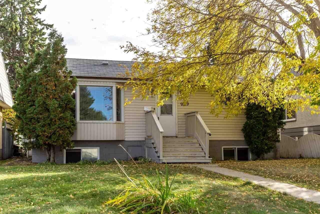 House for sale at 9739 66 Av NW Edmonton Alberta - MLS: E4216626