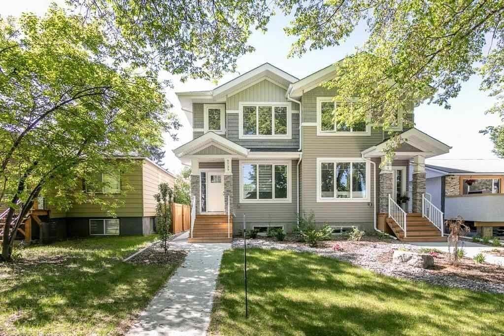 Townhouse for sale at 9739 70 Av NW Edmonton Alberta - MLS: E4200433