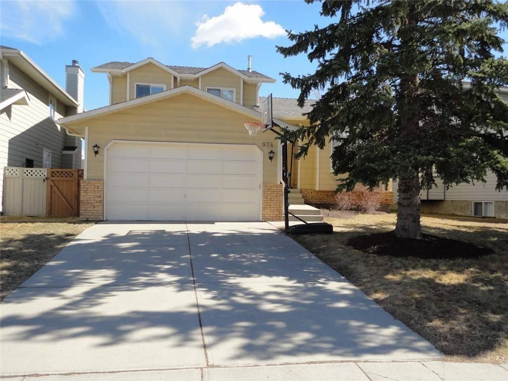 House for sale at 974 Suncastle Dr Se Sundance, Calgary Alberta - MLS: C4229045