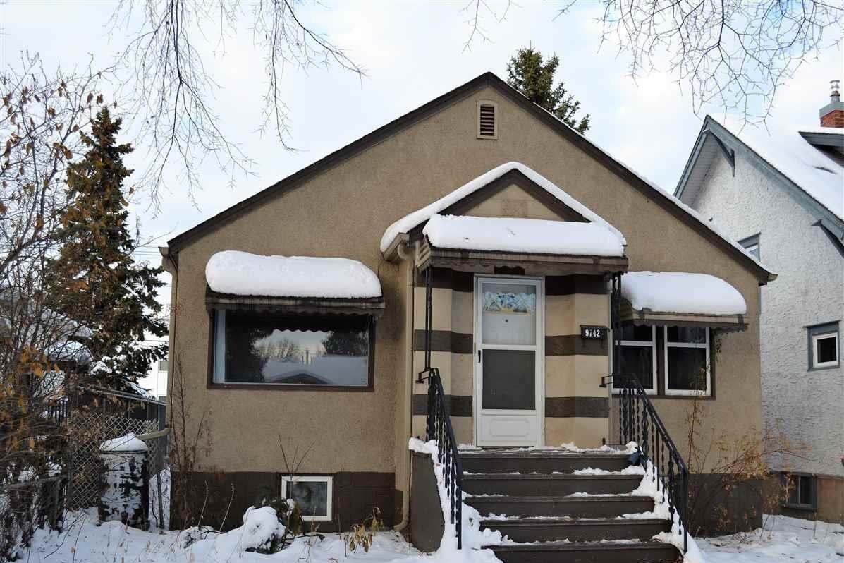 House for sale at 9742 81 Av NW Edmonton Alberta - MLS: E4222211