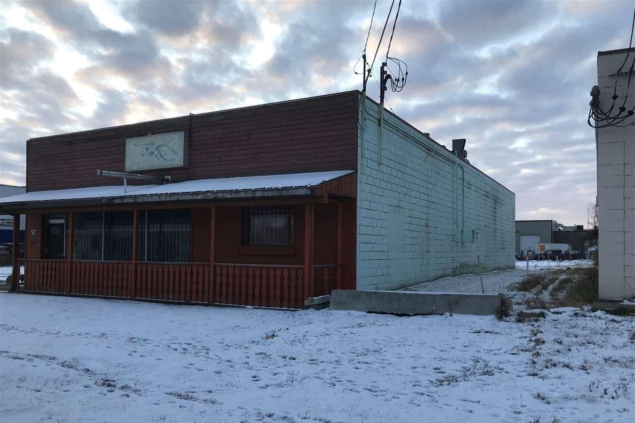 Commercial property for sale at 9743 60 Av NW Edmonton Alberta - MLS: E4181709