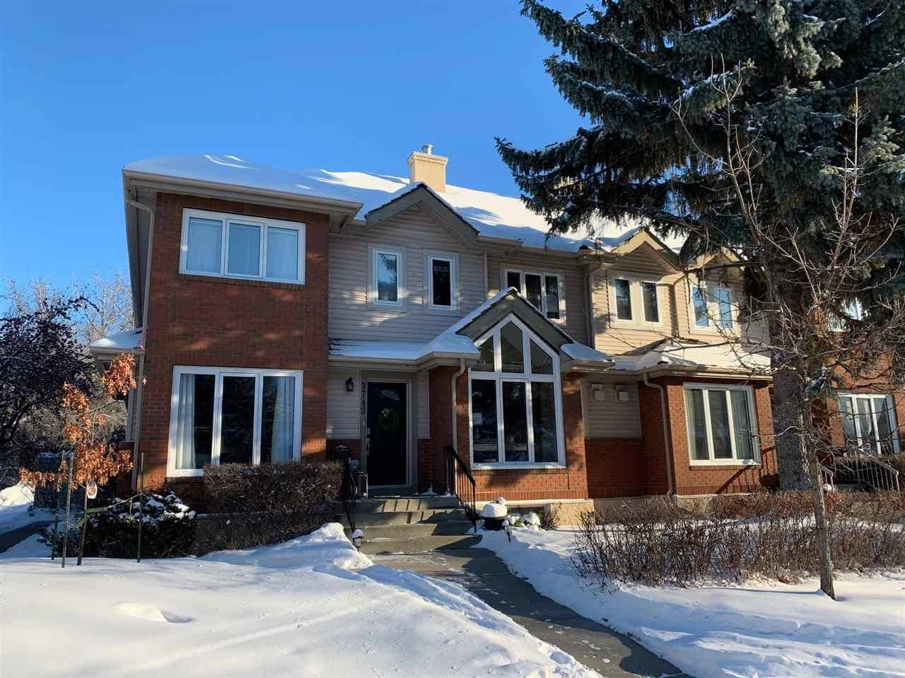 Townhouse for sale at 9743 91 St Nw Edmonton Alberta - MLS: E4184902