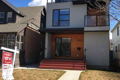 House for sale at 9745 93 St Nw Edmonton Alberta - MLS: E4142023