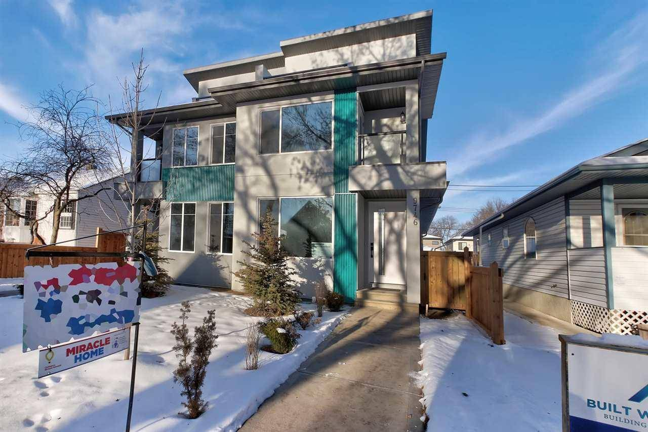 Townhouse for sale at 9746 72 Ave Nw Edmonton Alberta - MLS: E4178838