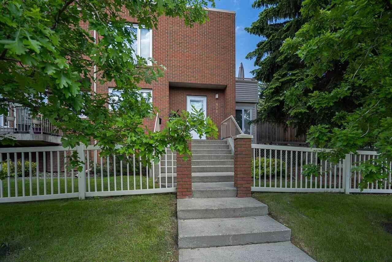 Townhouse for sale at 9747 91 St NW Edmonton Alberta - MLS: E4197227
