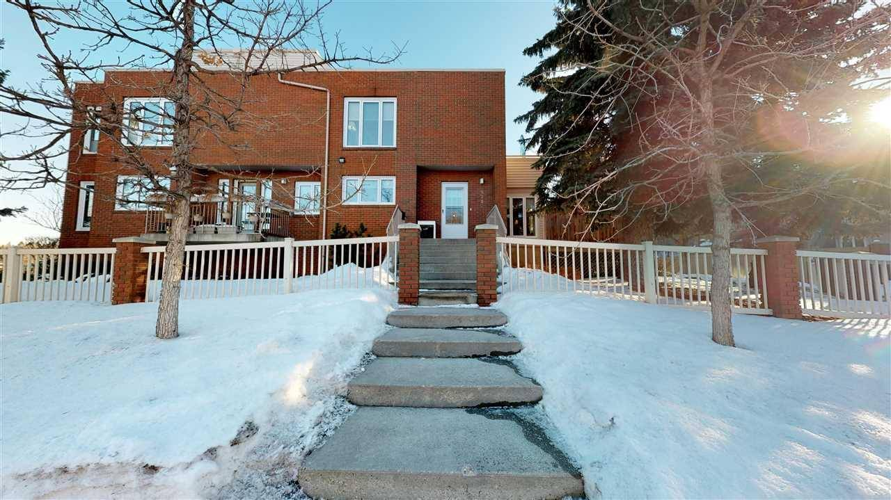Townhouse for sale at 9747 91 St Nw Edmonton Alberta - MLS: E4187290