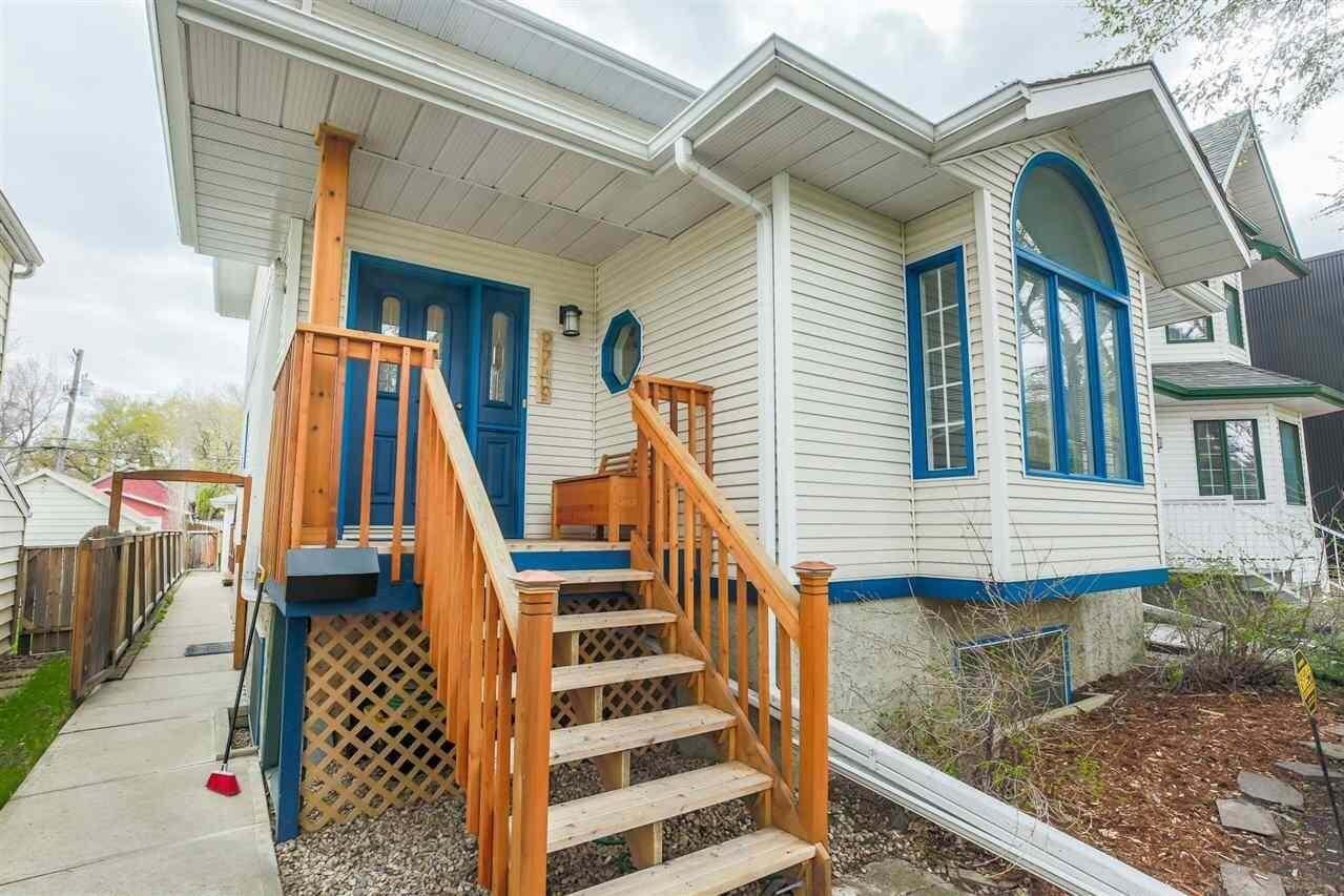 House for sale at 9749 90 Av NW Edmonton Alberta - MLS: E4197454