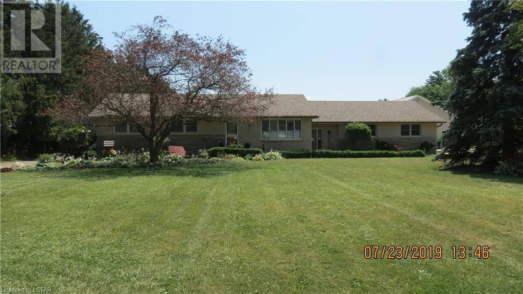 House for sale at 9749 Glendon Dr Komoka Ontario - MLS: 211982