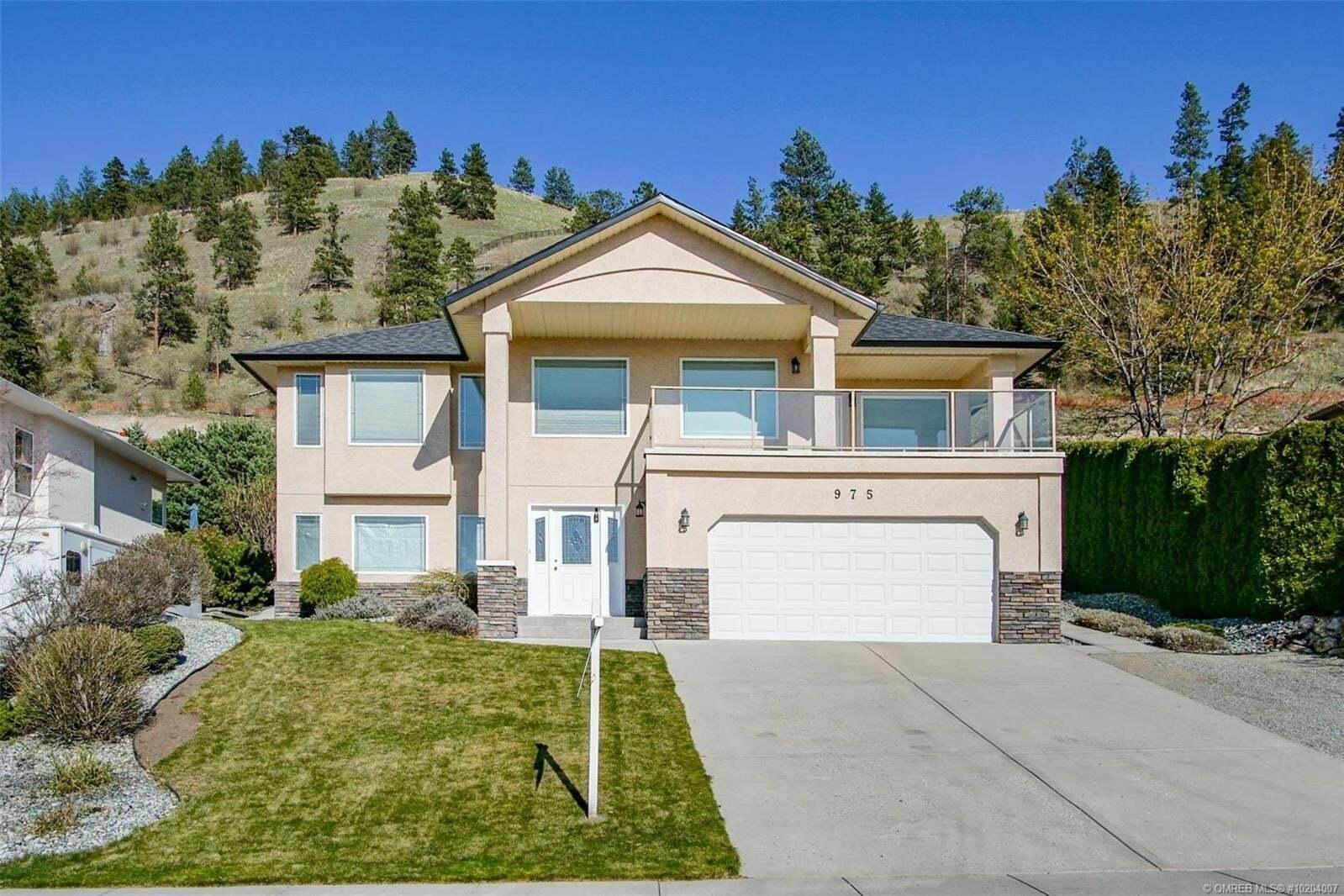 House for sale at 975 Lone Pine Dr Kelowna British Columbia - MLS: 10204007