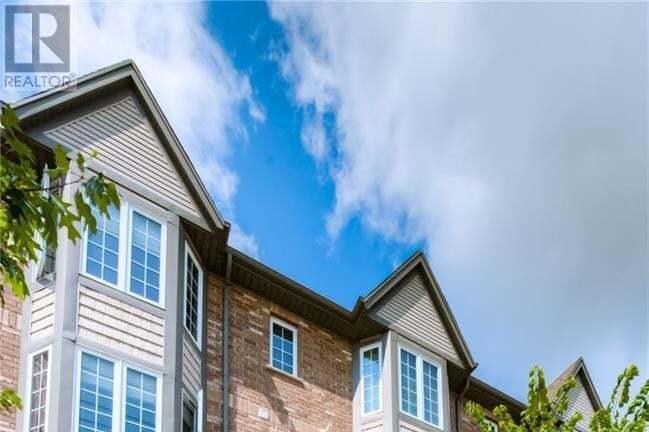 Townhouse for sale at 975 Strasburg Rd Kitchener Ontario - MLS: 30827629