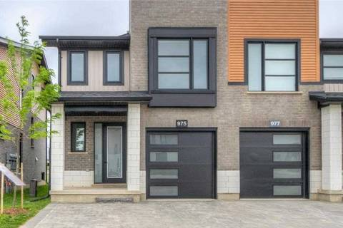 Townhouse for rent at 975 West Village Sq London Ontario - MLS: X4582949
