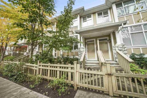 Townhouse for sale at 975 Westbury Wk Vancouver British Columbia - MLS: R2511902