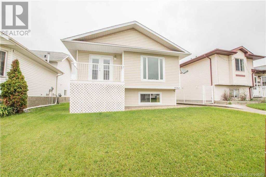 House for sale at 9752 124 Ave Grande Prairie Alberta - MLS: GP208385