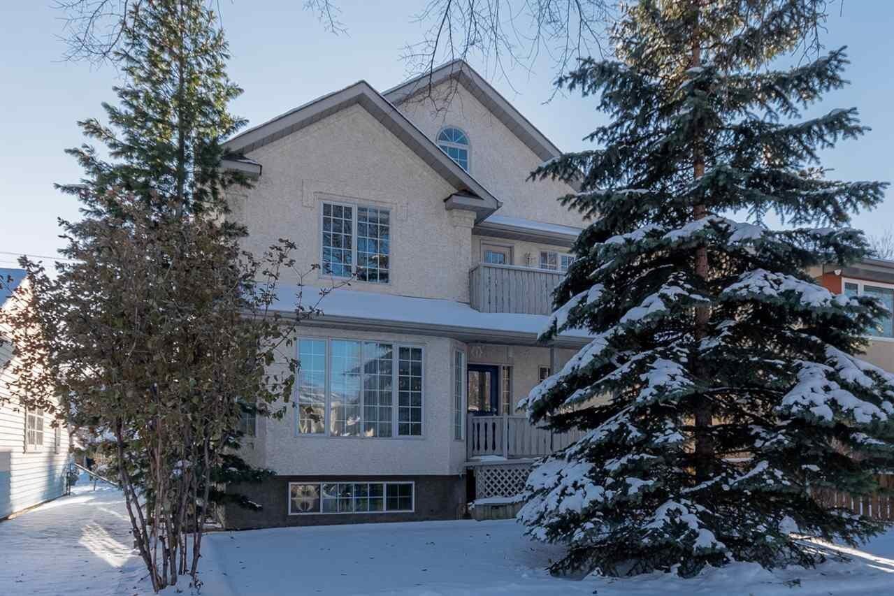 House for sale at 9755 81 Av NW Edmonton Alberta - MLS: E4221004