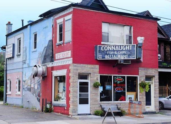 Commercial property for lease at 976 Main St E Hamilton Ontario - MLS: H4069280